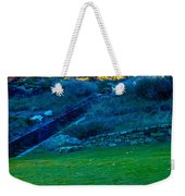 Classic Historic Banquet And Event Home And Backyard Weekender Tote Bag