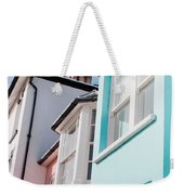 Colorful Houses Weekender Tote Bag