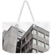 Concrete Building Weekender Tote Bag