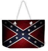 Confederate Flag 8 Weekender Tote Bag