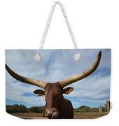 Cow Weekender Tote Bag