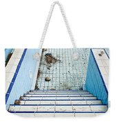 Derelict Swimming Pool Weekender Tote Bag