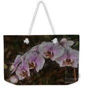 5 Dollar Orchid Weekender Tote Bag
