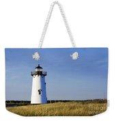 Edgartown Lighthouse Weekender Tote Bag