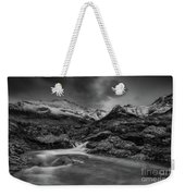 Fairy Pools Of River Brittle Weekender Tote Bag