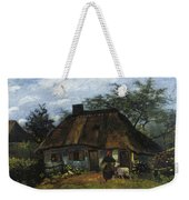 Farmhouse In Nuenen Weekender Tote Bag