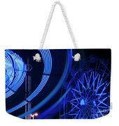 Ferris Wheel In Motion Weekender Tote Bag
