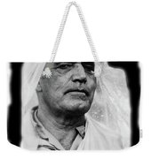 Film Homage The Passion Of Joan Of Arc 1928 Rodeo Spectator Tucson Arizona 1968-2009 Weekender Tote Bag