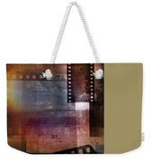 Film Strips 3 Weekender Tote Bag