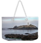 Godrevy Lighthouse - England Weekender Tote Bag