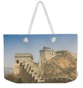 Great Wall Of China - Jinshanling Weekender Tote Bag