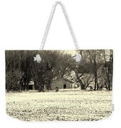 Heartland Of A Superpower Weekender Tote Bag