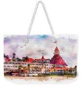 Hotel Del Coronado Weekender Tote Bag