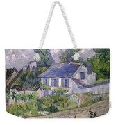 Houses At Auvers Weekender Tote Bag