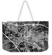 Iowa City Map Weekender Tote Bag