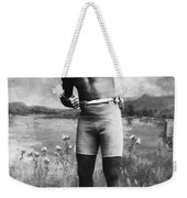Jack Johnson (1878-1946) Weekender Tote Bag
