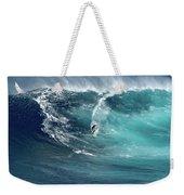Jaws Wave Weekender Tote Bag
