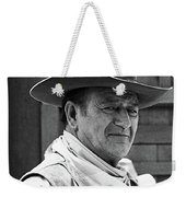 John Wayne Rio Lobo Old Tucson Arizona 1970 Weekender Tote Bag
