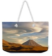 K D Landscape Weekender Tote Bag