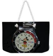 Mickey Mouse Watch Weekender Tote Bag