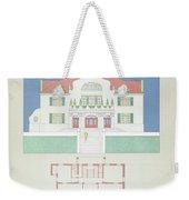 Modern Design Weekender Tote Bag