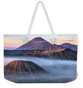 Mount Bromo - Java Weekender Tote Bag