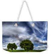 Nature By Weekender Tote Bag