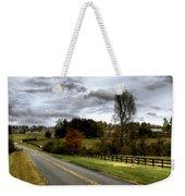 Nature Landscape Weekender Tote Bag