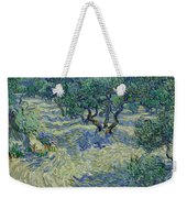 Olive Orchard Weekender Tote Bag
