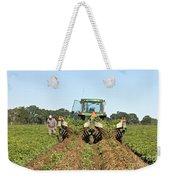 Peanut Harvest Weekender Tote Bag