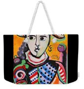 Picasso By Nora Weekender Tote Bag