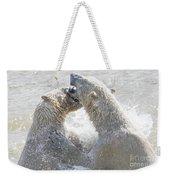 Polar Bear Weekender Tote Bag