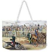 Presidential Campaign Weekender Tote Bag