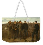 Prisoners From The Front Weekender Tote Bag