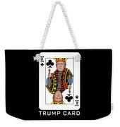 Reelect Trump For President Keep America Great Dark Weekender Tote Bag
