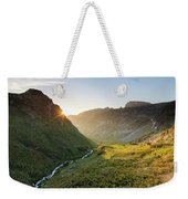 Rila Mountain Weekender Tote Bag