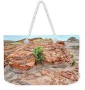 Sandstone Color In Valley Of Fire Weekender Tote Bag