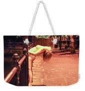 Satine Spark Weekender Tote Bag