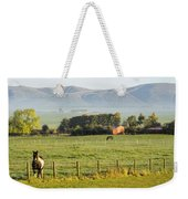 Scottish Scenery Weekender Tote Bag