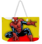 Spiderman Collection Weekender Tote Bag