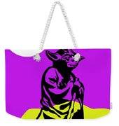 Star Wars Yoda Collection Weekender Tote Bag