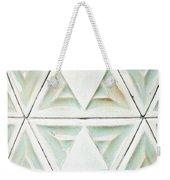 Stone Pattern Weekender Tote Bag