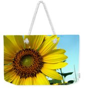 Sunflower Series Weekender Tote Bag
