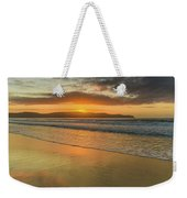 Sunrise Seascape At The Beach Weekender Tote Bag
