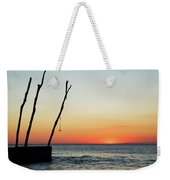 Sunset At Basanija Weekender Tote Bag