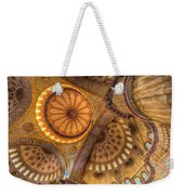 The Blue Mosque Istanbul  Weekender Tote Bag