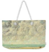The Calm Sea Weekender Tote Bag