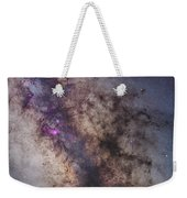 The Center Of The Milky Way Weekender Tote Bag