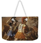 The Companions Of Rinaldo Weekender Tote Bag