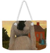 The Red School House Weekender Tote Bag